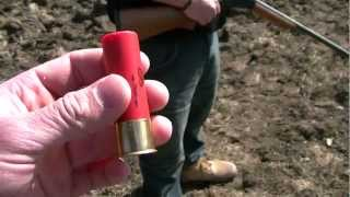 getlinkyoutube.com-2 OZ Turkey Load + Single Shot 12 Gauge