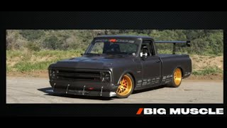 getlinkyoutube.com-Radical Race Truck: Chevy C10R - /BIG MUSCLE