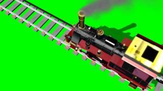 getlinkyoutube.com-cartoon train on tracks   various trips   green screen effect