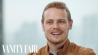 getlinkyoutube.com-Why Outlander Fans Think Sam Heughan Isn't Scottish Enough