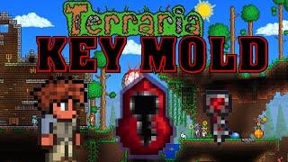 getlinkyoutube.com-Best Terraria Crimson Key Mold Farm  (Works with the mobile version too)