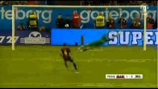 Tirs au but Barcelone / Manchester UND ( 2-0 )