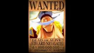 getlinkyoutube.com-One Piece Wanted 2015 (Recompensas)
