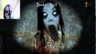 Slendrina The Cellar #2: FACECAM