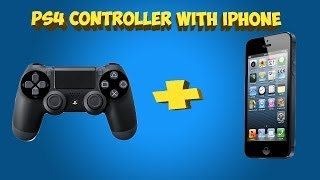 getlinkyoutube.com-Connect PS4/PS3 Controller to iPhone! [FEB 2015]