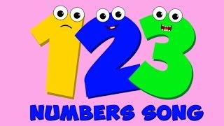 getlinkyoutube.com-Numbers Song   123 Song