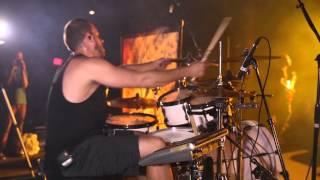 Veil of Maya - Crawl Back [Sam Applebaum] Drum Video Live [HD]
