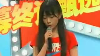 getlinkyoutube.com-SNH48 Team NII 二期生 KIKU 鞠婧祎 試鏡片段《遺失的美好》