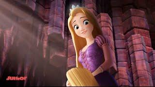 getlinkyoutube.com-Sofia The First - Rapunzel - Official Disney Junior UK HD