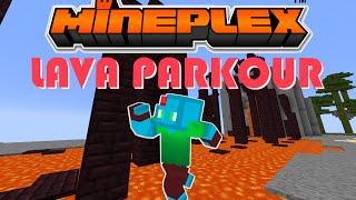 getlinkyoutube.com-Minecraft - Mineplex - Lava Parkour Completed