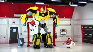 HAPPY MEAL COMMERCIAL HD | Transformers