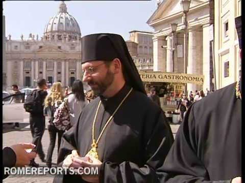 New leader of the Greek-Catholic Church in Ukraine explains his meeting with the Pope