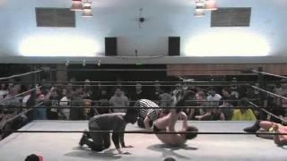 getlinkyoutube.com-Cedric Alexander vs Andrew Everett vs Trevor Lee - PWG Highlights