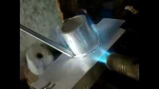getlinkyoutube.com-La mejor Soldadura para aluminio sin maquina facil aplicar