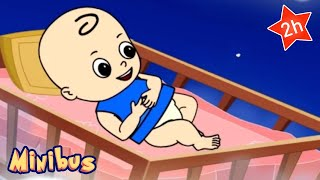 getlinkyoutube.com-Rock A Bye Baby + Kids Songs | YouTube Nursery Rhymes Playlist for Children & Babies