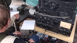 getlinkyoutube.com-Old Military Radio Net Dayton Hamvention 2014