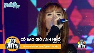 getlinkyoutube.com-Có Bao Giờ Anh Nhớ | Khởi My | Vietnam Top Hits