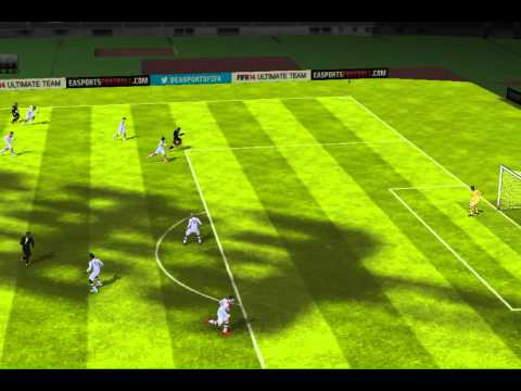 FIFA 14 iPhone/iPad - RCD Majorque vs. FC Barcelone