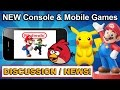 Nintendo Mobile Games, Pokemon, Smartphone Apps, Reaction / Discussion, NX Console News IOS, Android