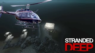 getlinkyoutube.com-Stranded Deep: Part 28 - HELICOPTER PAD!