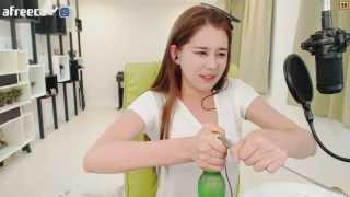 getlinkyoutube.com-김이브님♥버니니 와쪄염 뿌우' 3' (술먹방 마지막회)