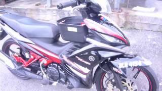 getlinkyoutube.com-Yamaha 135Lc Extreme Spirit GP Edition Strike