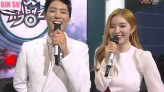 "getlinkyoutube.com-아이린 ""자꾸만 심쿵해~"", 박보검 ""나?"""