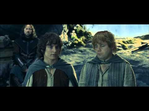 LOTR The Two Towers - Extended Edition - The Window on the West