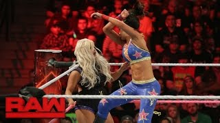 Bayley vs. Dana Brooke: Raw, Oct. 17, 2016