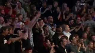 getlinkyoutube.com-WWE NXT Kevin Owens DEBUT MATCH - 12/11/14