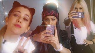 getlinkyoutube.com-¿Cómo hacerse un selfie? - Sweet California (Vlog)