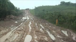 """getlinkyoutube.com-Troller T4 """"ORIGINAL"""" com pneus 37 na estrada que liga o Caminho do Mar até Paranapiacaba"""