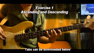 The Chromatic Scale (Bass) - BASSICS