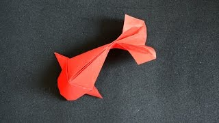 getlinkyoutube.com-Origami: Fish Koi ( Riccardo Foschi )