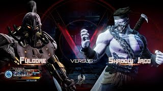 getlinkyoutube.com-Killer Instinct Season 2 Fulgore Arcade Mode Shadow Jago Run