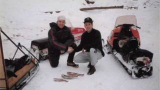 Drinking, ice fishing and snowmobiling, not necessarily in that order - winter 1994