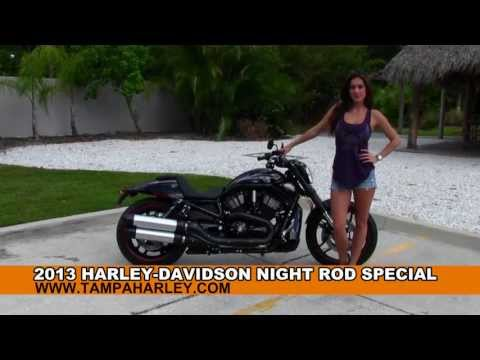 New 2013 Harley-Davidson VRSCDX Night Rod Special for Sale