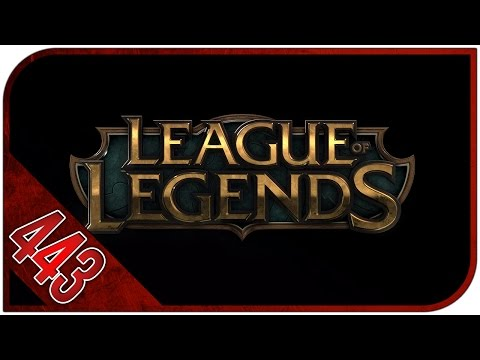 [#443] Let's Play League of Legends! by THC [HD][German] - Jarvan Gameplay