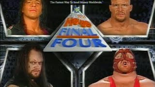 WWF In Your House 13 Final Four Review