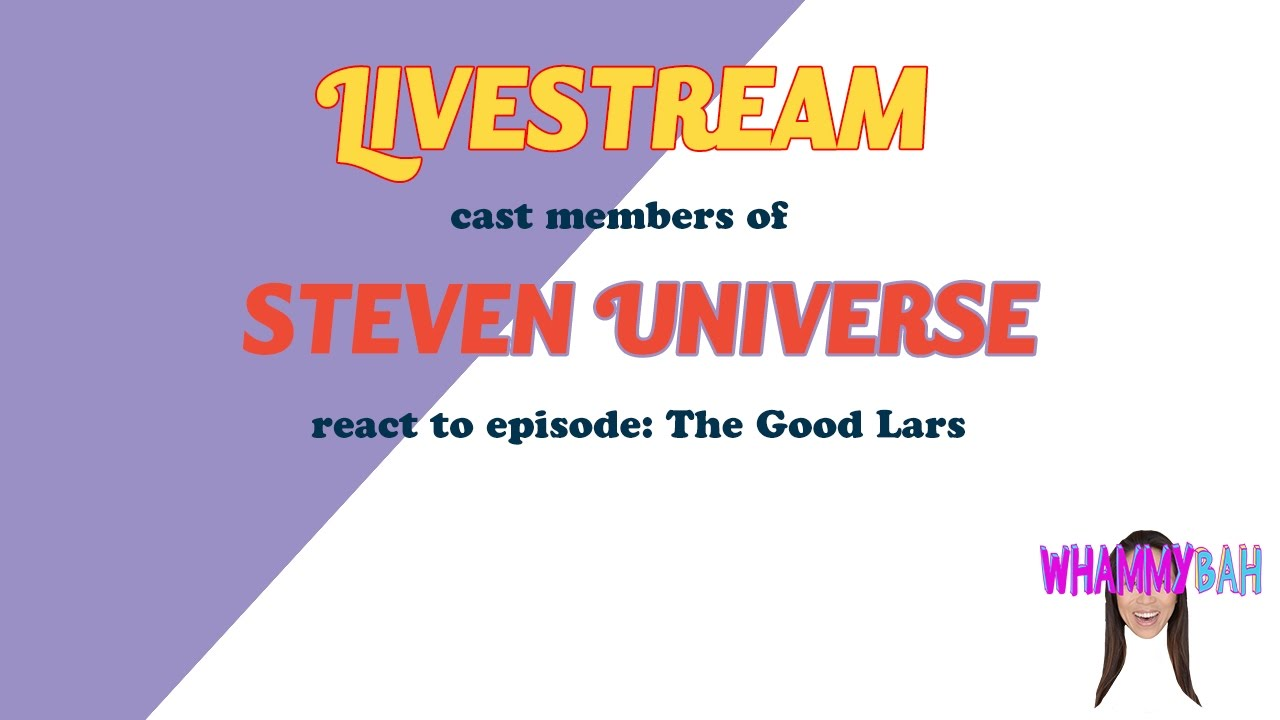 beach city bugle livestream steven universe cast shindig connie