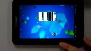 Android 4.0 ICS on Lenovo Lepad A1