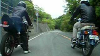 getlinkyoutube.com-スーパーカブvsNS-1(プレ)
