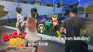 getlinkyoutube.com-BoBoiBoy OST: Kotak - Jagalah Bumi (Theme from BoBoiBoy)