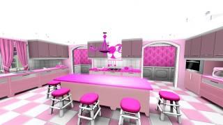 getlinkyoutube.com-Barbie™ - Meet the Dream House (The Sims 3)