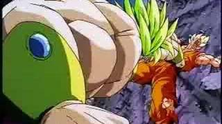 getlinkyoutube.com-Broly Vs. Goku