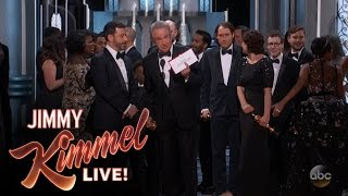 getlinkyoutube.com-Jimmy Kimmel Reveals What Really Happened at Craziest Oscars Ever