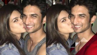 getlinkyoutube.com-Kriti Sanon finally reacts on her relationship with Sushant Singh Rajput | Bollywood News