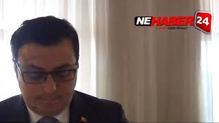 Ak Parti Erzincan Adayları Basınla Bir Araya Geldi