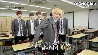[INDO SUB] 140410 (MCD) BTS Today's & Chart 20 11