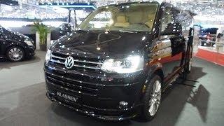 getlinkyoutube.com-KLASSEN VOLKSWAGEN T5 Multivan VIP Luxus Exclusiv Business Van - Exterior and Interior Walkaround